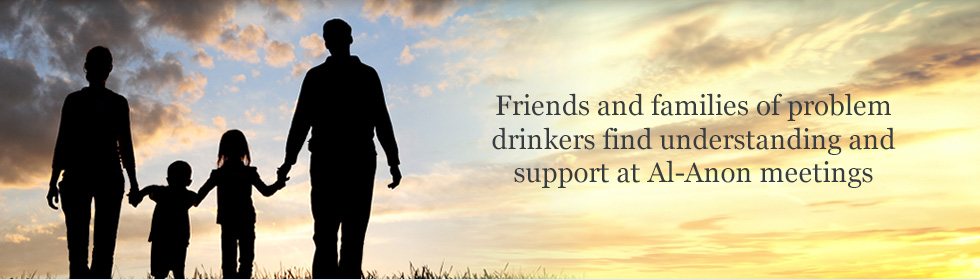 Friends and families of problem drinkers find understanding and support at Al-Anon meetingsi